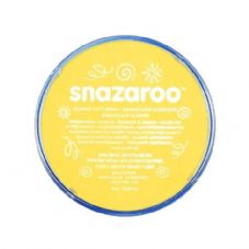 Snazaroo Classic Face Paint - Bright Yellow